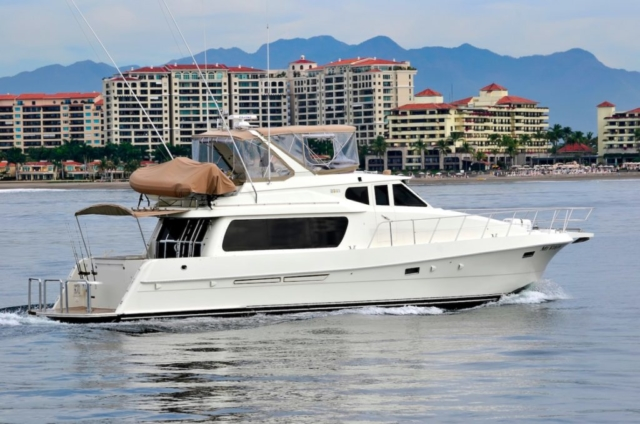 57 ft. McKinna - Power Yacht - Up to 12 People