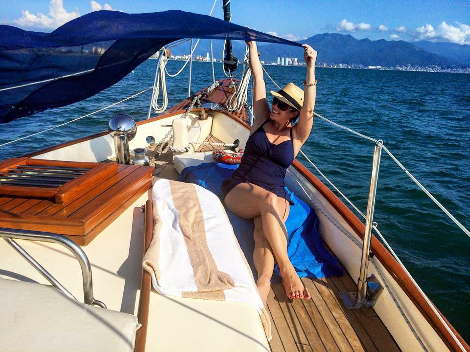 luxurious 45-foot ketch sailboat16
