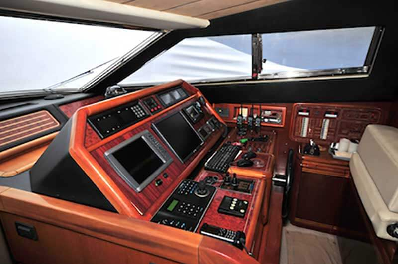 80-FT-Ferretti-Power-Yacht-Up-to-30-People-Cabin-Pilot-House