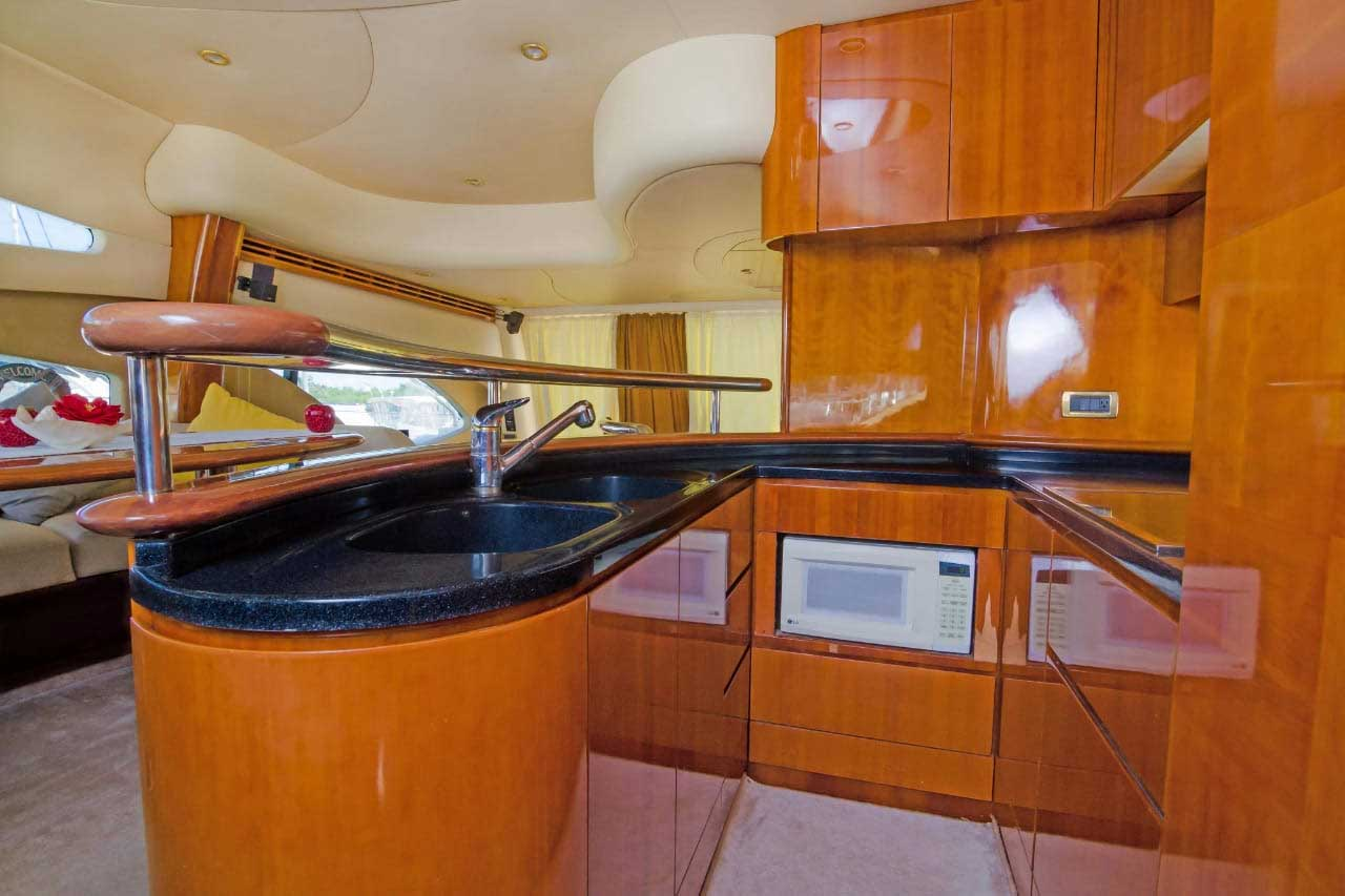 62-FT-Azimut-Luxury-Power-Yacht-Up-to-25-People-galley