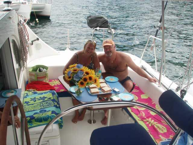 38 FT Lagoon Catamaran - Up to 20 People – (max. 8 to Marieta Islands)-guests6