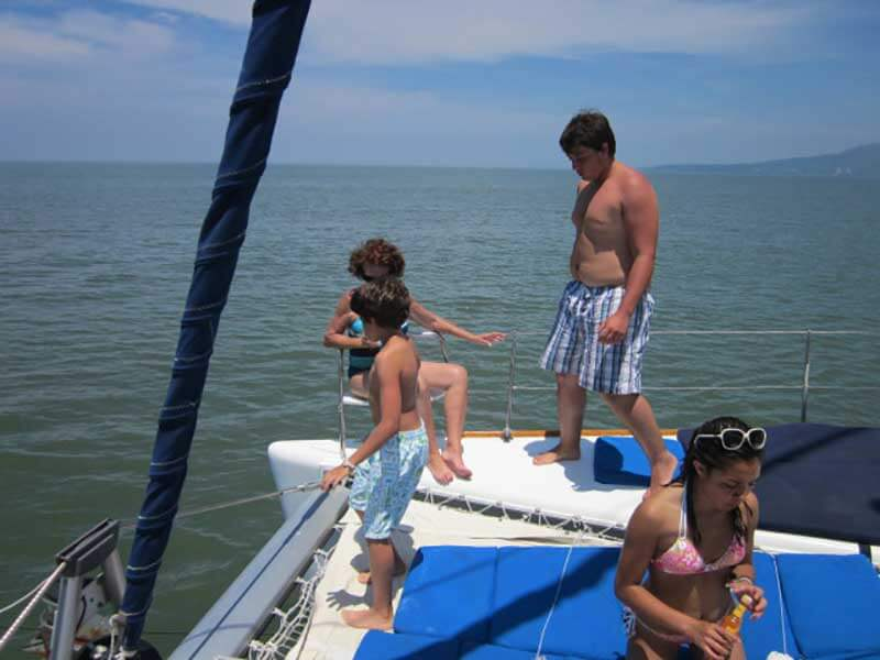38 FT Lagoon Catamaran - Up to 20 People – (max. 8 to Marieta Islands)-guests4