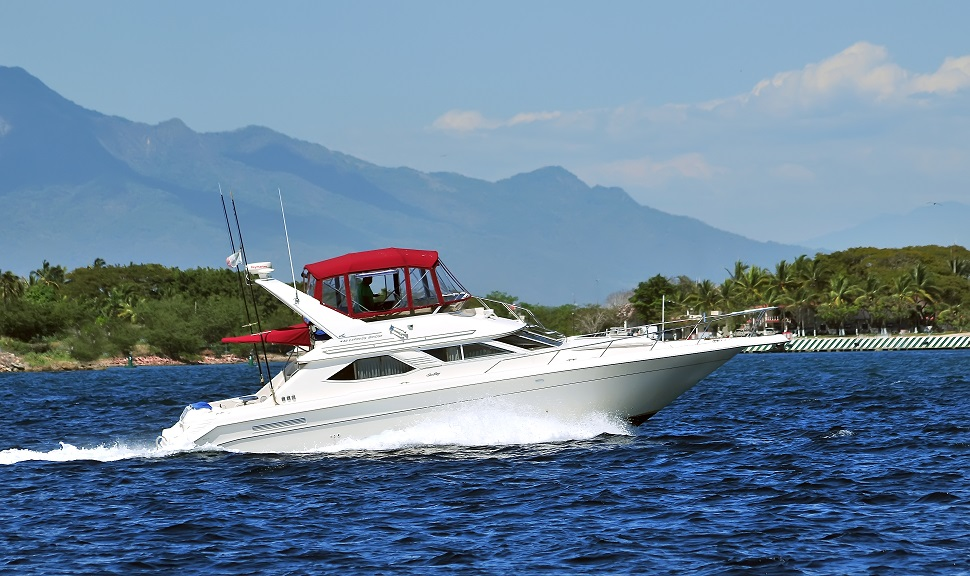46 ft. Sea Ray - Power Yacht - Up to 15 People