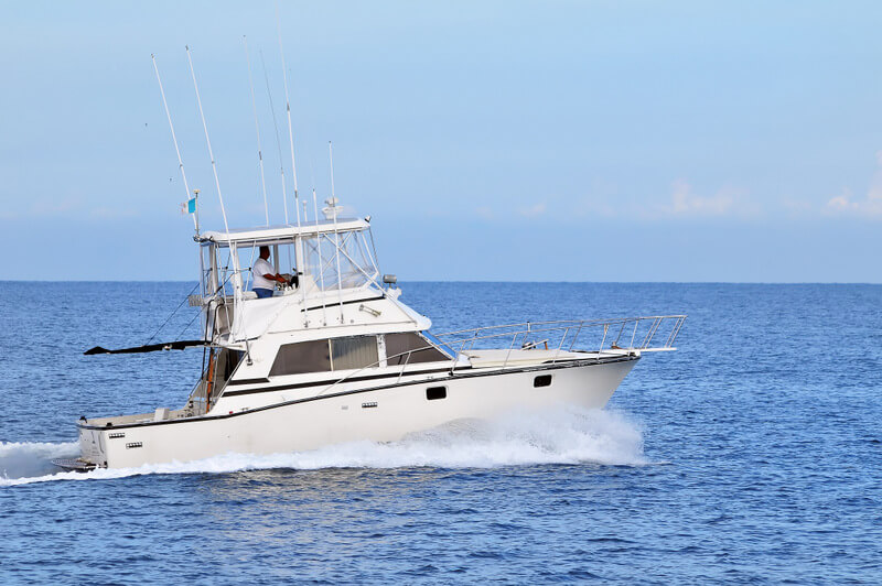 38 ft. Bertram - Fishing Yacht - Up to 10 People