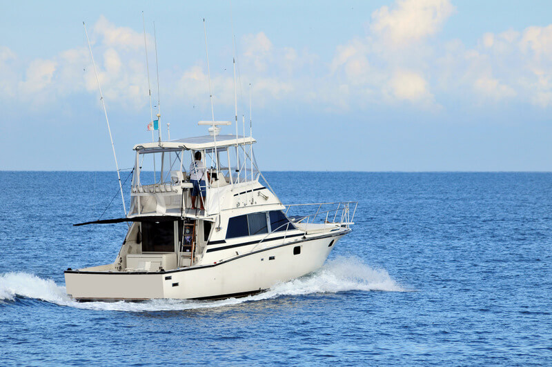 38 ft. Bertram Fishing Yacht - Up to 10 People