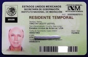 Mexican-ID---residente-temporal