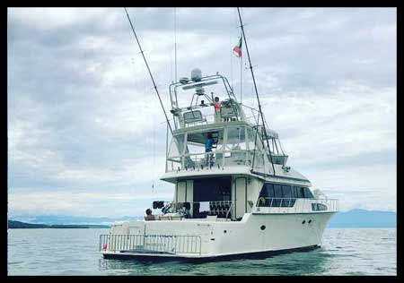 64 ft. Mikelson Luxury Sport Motor Yacht