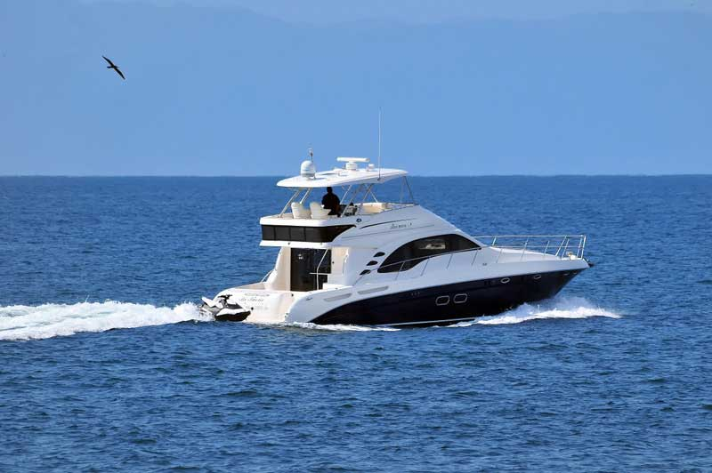 Sea Ray 60 FT - Power Yacht
