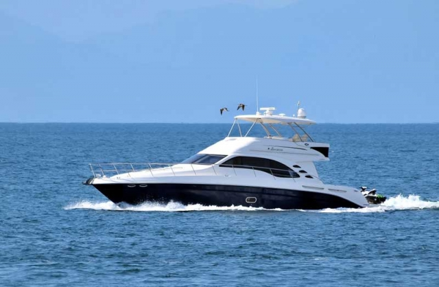60 FT Sea Ray - Power Yacht - Up to 18 people - SR60-Elegant-_-Dynamic-Proportions