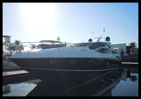 Sunseeker-Predator 64 - Up to 15 People