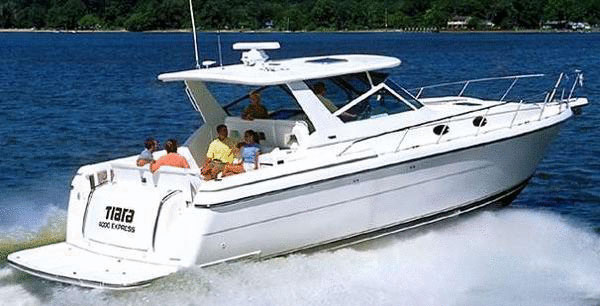 42 FT. Tiara - Power-Yacht - Up to 12 People 2