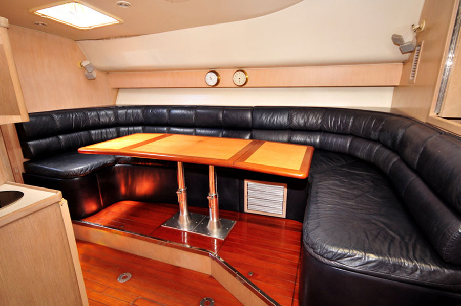 42 FT. Tiara - Power-Yacht - Up to 12 People - Large Sofa converts to Dinette