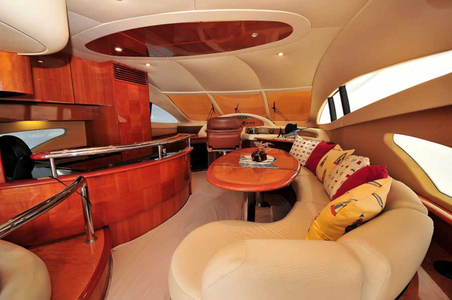 62 FT Azimut Luxury Power Yacht