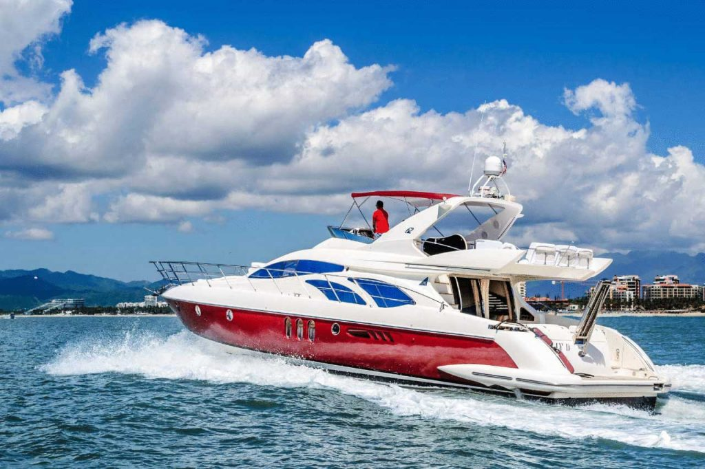 62 ft. Azimut Luxury Power Yacht