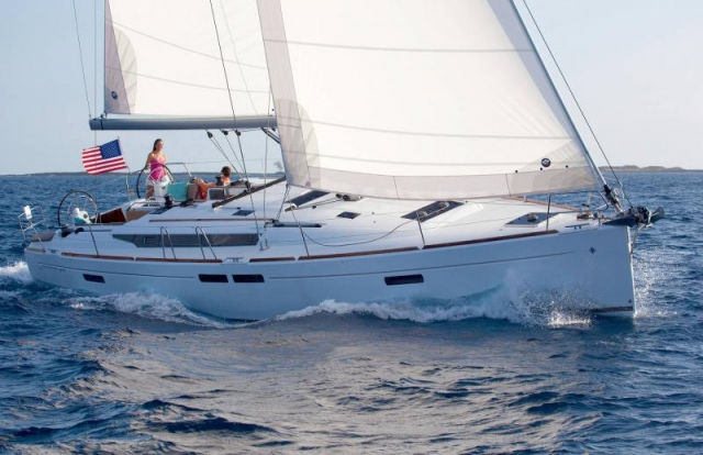 48 ft. Sun Odyssey 479 - Luxury Sailboat - Up to 8 People