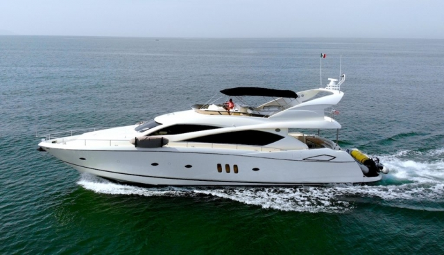 76 ft. Sunseeker - Power Yacht - Up to 16 People4