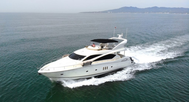 76 ft. Sunseeker - Power Yacht - Up to 16 People8