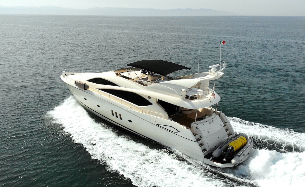 76 ft. Sunseeker - Power Yacht - Up to 16 People9