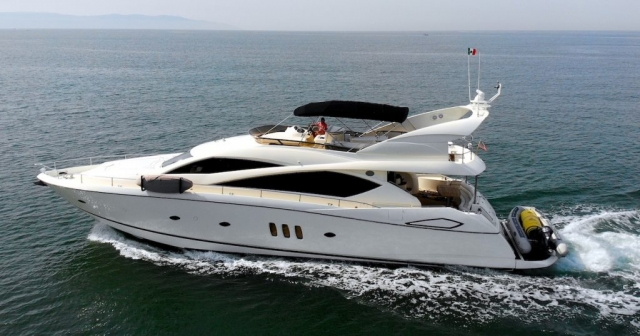 76 ft. Sunseeker - Power Yacht - Up to 16 People12