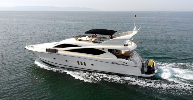 76 ft. Sunseeker - Power Yacht - Up to 16 People11