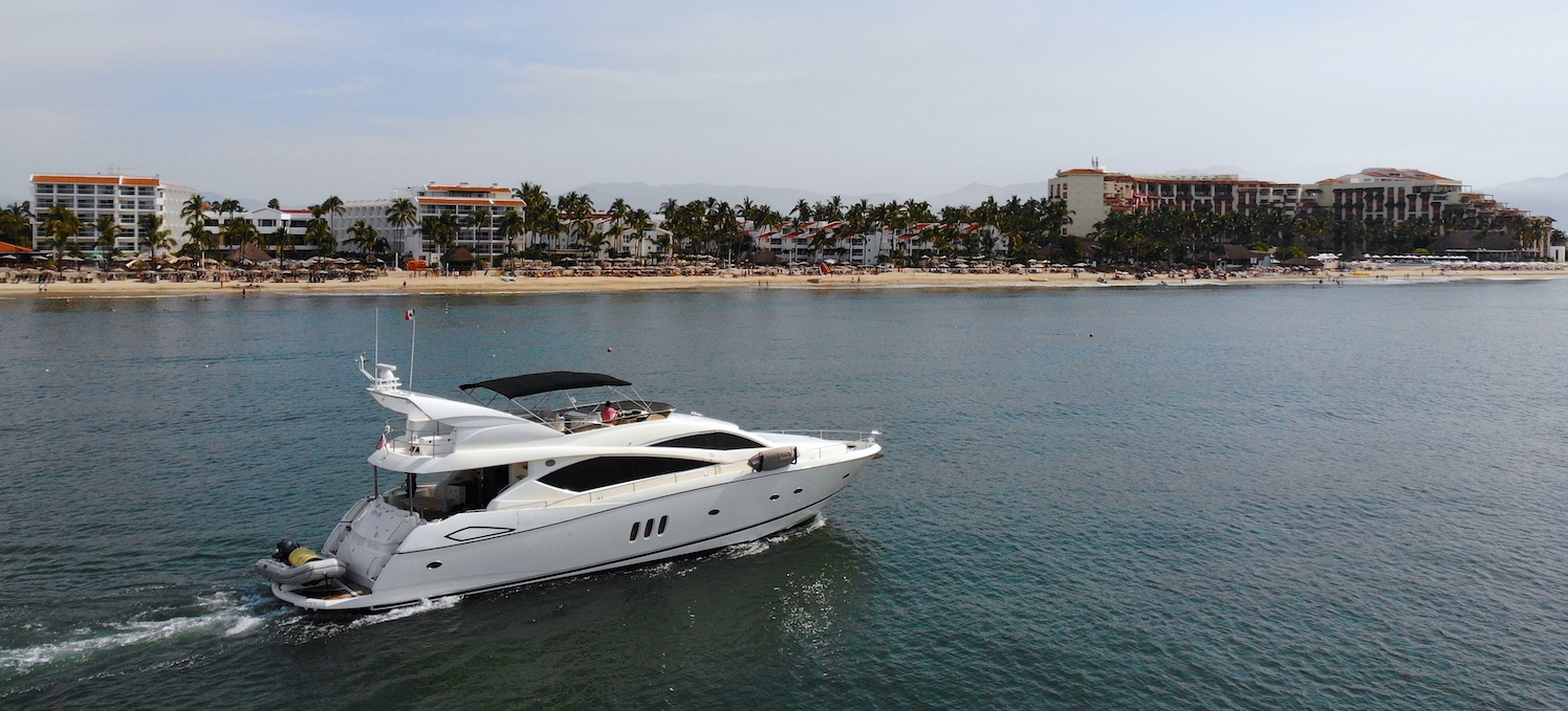76 ft. Sunseeker - Power Yacht - Up to 16 People3