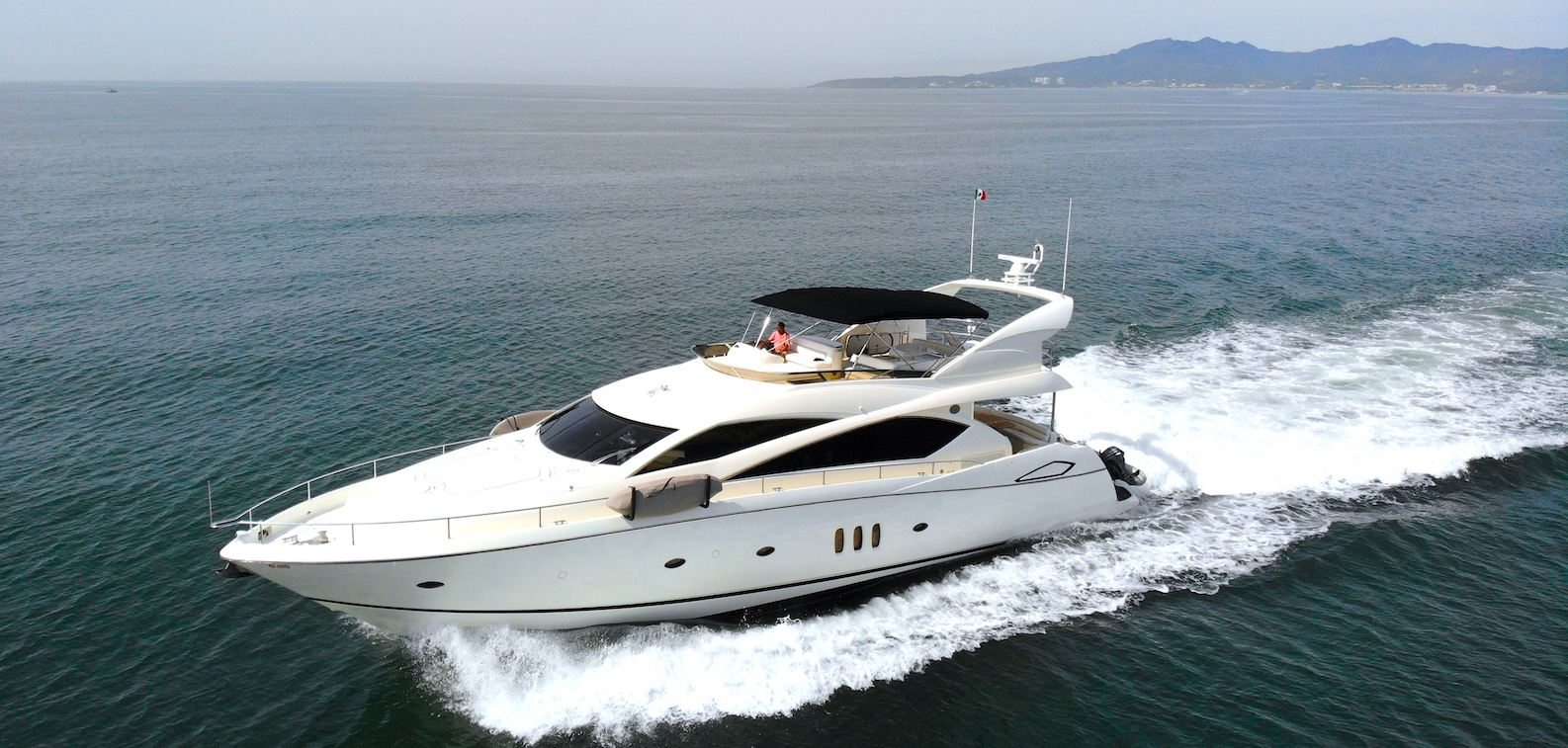 76 ft. Sunseeker - Power Yacht - Up to 16 People2
