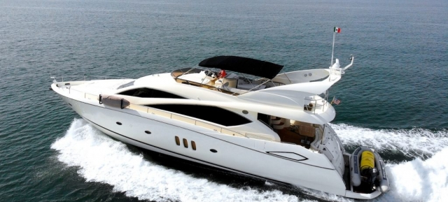 76 ft. Sunseeker - Power Yacht - Up to 16 People7