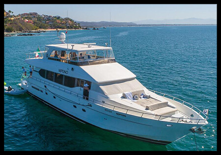 82 ft. Monte Fino - Power Yacht - Up to 35 People - main